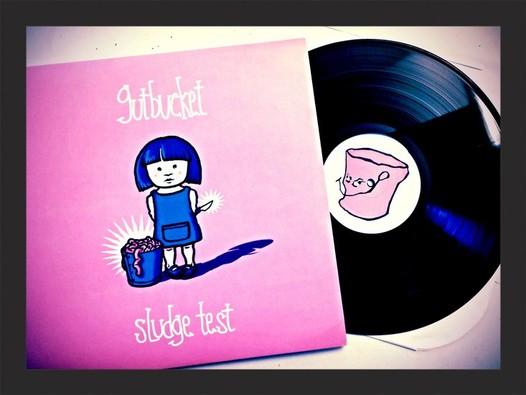 Gutbucket - Sludge Test LP