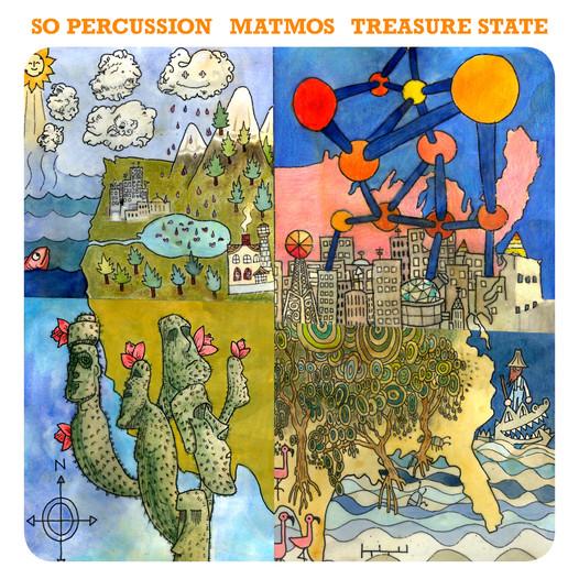 So Percussion & Matmos - Treasure State
