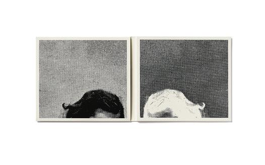 Julia Wolfe - Cruel Sister inside panels (designed by Denise Burt)