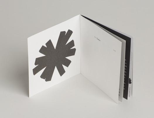 Timber album booklet (designed by Denise Burt)