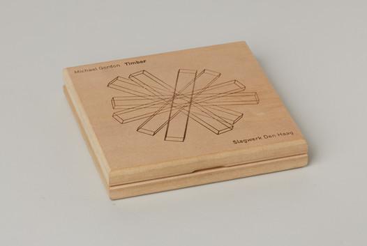 Timber angled box (designed by Denise Burt)