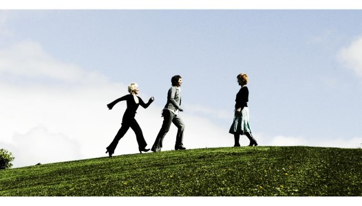 Trio Mediæval, photo by CF Wesenberg