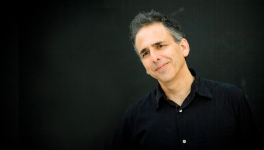 Michael Gordon, composer. Photo by Peter Serling