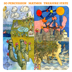 So Percussion & Matmos - Treasure State