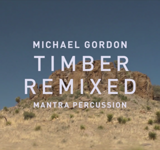 Michael Gordon - Timber Remix
