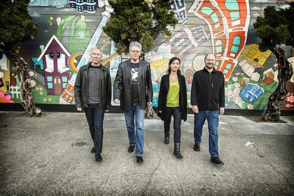 This spring, Kronos Quartet brings Michael Gordon's Clouded Yellow