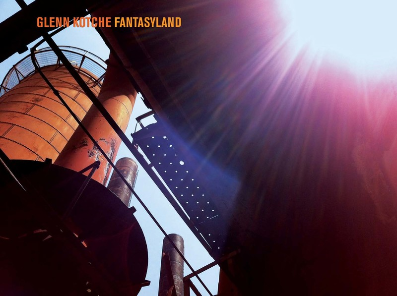 Glenn Kotche's Fantasyland EP - available now on iTunes.