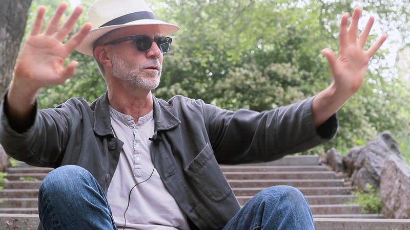 John Luther Adams discusses the making of Become Ocean