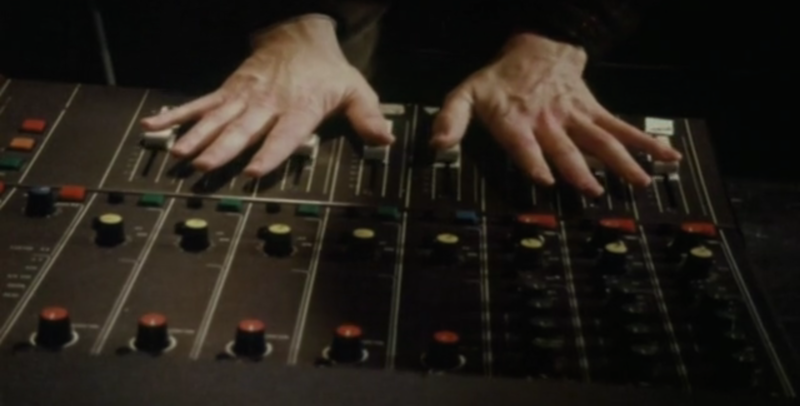 Christian Marclay's Fade to Slide