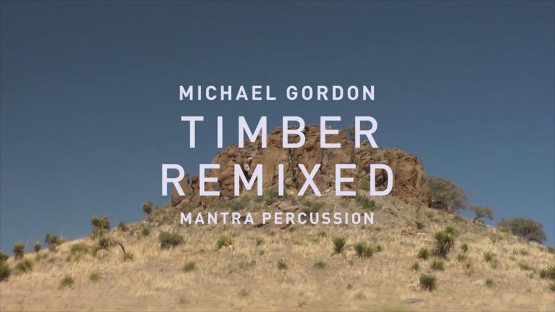 Michael Gordon - Timber Remix